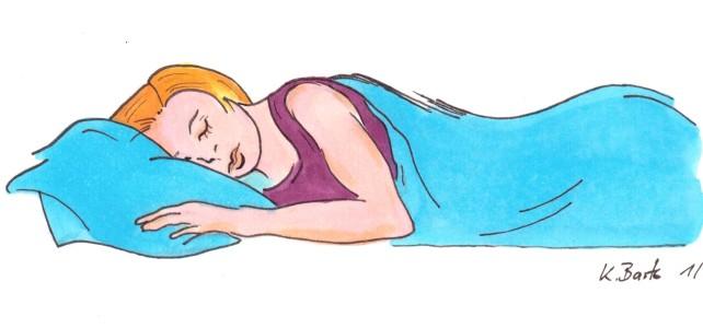 Gesunder und erholsamer Schlaf