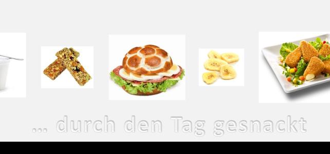 """Aus Snack-Lust wird Snack-Frust – """"gesunde"""" Büro Snacks machen uns fett und krank!"""